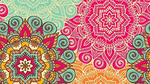 Adultos Puzzle 1000 Piezas De Madera Niño Rompecabezas-Mandala De Color-Juego Casual De Arte Diy Juguetes Regalo Interesantes Amigo Familiar Adecuado