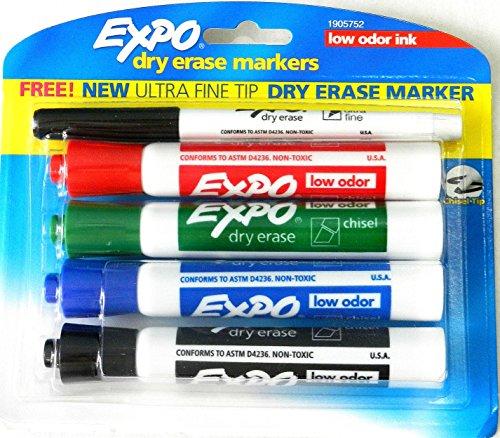 expo-marcadores-de-borrado-en-seco-bajo-olor-tinta