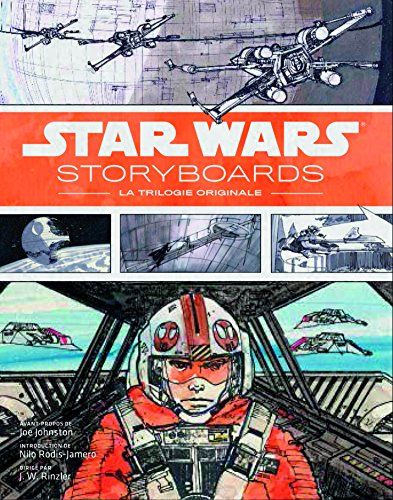 Star Wars Storyboards : Vol. 2 : La Trilogie originale