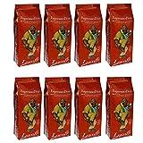 Lucaffé Espresso Bar Ganze Bohne, 1000 g, 8er Pack (8 x 1 kg)
