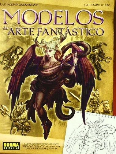 MODELOS DE ARTE FANTÁSTICO (LIBROS TEÓRICOS EUROPEO)