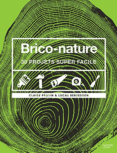 Brico-nature : 30 projets super faciles