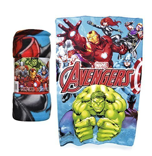 disney-marvel-avengers-iron-man-hulk-thor-captain-america-team-fleecedecke