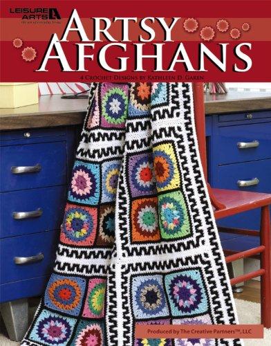 Artsy Afghans (Leisure Arts #4592)