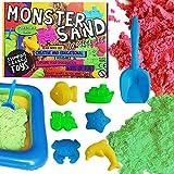 Monster Sand 10 Piece Box Set - Magic Motion Play Sand