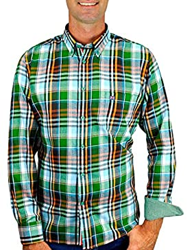 Camisa hombre manga larga SCOTT MILLER London