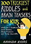 This book is the result of a lifelong obsession with riddles and brain teasers. I have carefully selected the best riddles of all time. These riddles are categorized in such a way to optimize your attention and reasoning capabilities. I have set the ...