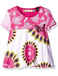 Desigual Toddler Girls' Ts_columbia T-Shirt