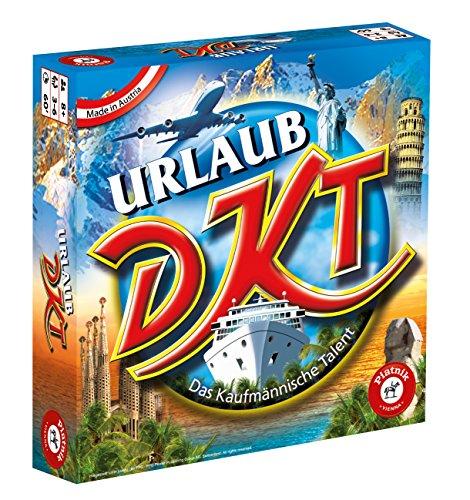 Piatnik 6397 - DKT Urlaub, Brettspiel