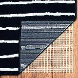 sinnlein® Antirutschmatte Teppichunterlage | 6 verschiedenen Größen | Teppichstopper mit 10 Jahre Garantie | Teppichunterleger zuschneidbar, Rutschfest und für Fußbodenheizung geeignet (150 x 210 cm)
