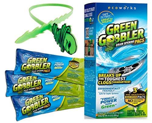 green-gobbler-ggdc3pacbox-drain-opener-hair-grabber-tool-3-piece-825-oz-233-g-each-by-green-gobbler