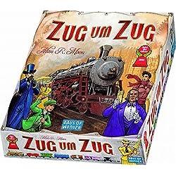 Days of Wonder - Zug um Zug Zug um Zug