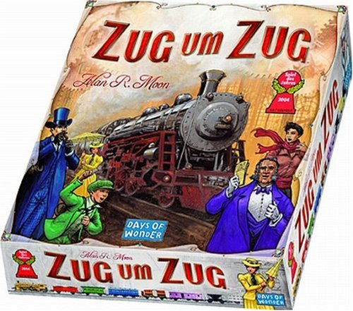 Days of Wonder - Zug um Zug (Zug Usa)