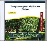 Entspannung und Meditation Garten - Vogelgezwitscher, Vogelstimmen mit Musik - Meditationsmusik - Entspannungsmusik für
