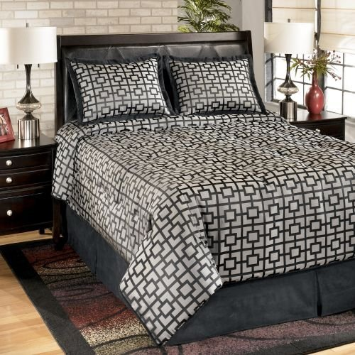 onyx-queen-top-of-bed-4-piece-comforter-set-by-ashley