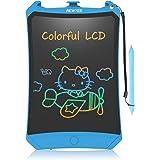NEWYES Tableta de Escritura LCD 8,5 Pulgadas   Tablet para Dibujar para Niños. Colores Más Brillantes. Pizarra electrónica pa