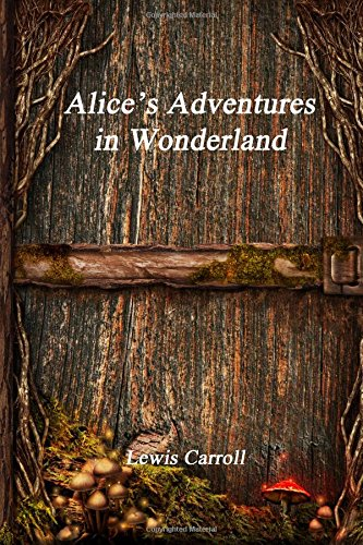 Buchcover: Alice's Adventures in Wonderland