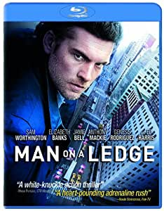 Man on a Ledge   [US Import] [Blu-ray] [2012] [Region A]