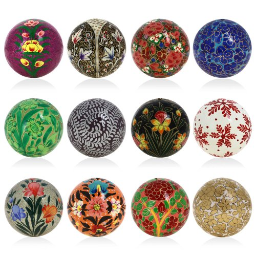 adornos-de-navidad-hechos-a-mano-papel-mache-ballshanging-decor-762-cm-conjunto-de-12