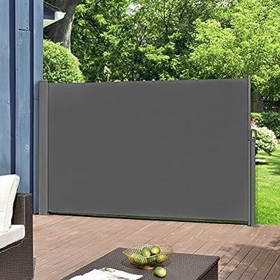 [pro.tec] Seitenmarkise - in verschieden Farbe und Größe - Sichtschutz Markise Sonnen- & Windschutz von [pro.tec] bei Gartenmöbel von Du und Dein Garten