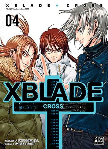 XBlade Cross T04 par Tatsuhiko Ida