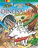 Les Dinosaures - Activités + autocollants