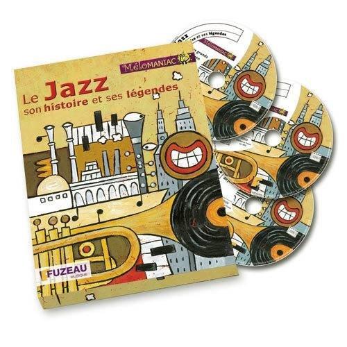 jazz, son histoire et ses légendes (Le) |