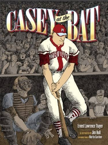 Casey at the Bat (Dover Children's Classics) by Ernest L. Thayer (2012-03-14)