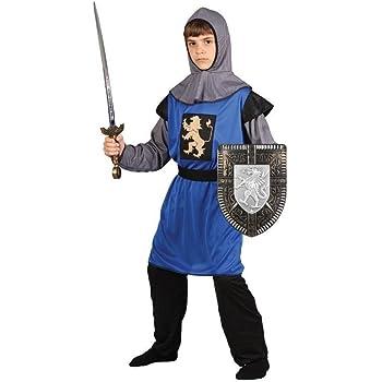 Kids Boys Medieval Knight Fancy Dress Costume 5 7 Years Amazon Co