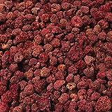250g di lamponi liofilizzati, senza additivi - questi croccanti frutti interi possono arricchire muesli e dessert