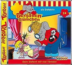 Folge 24: Benjamin als Detektiv