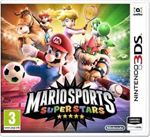 3DS Mario Sports Super Stars