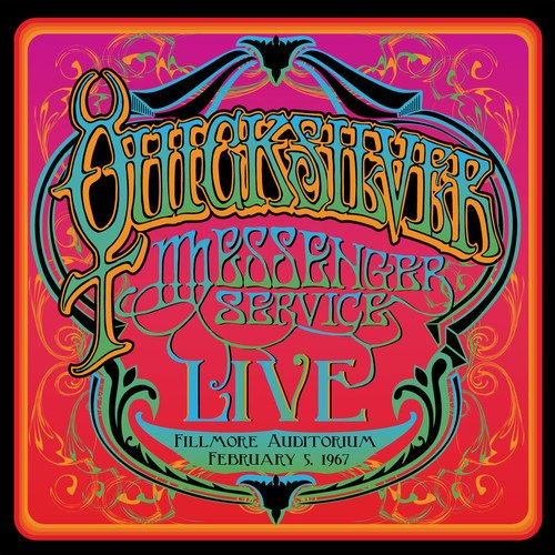 Fillmore Auditorium - February 5, 1967 [Vinyl LP]