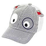 Gorras de bebé Cachorro Rayas dibujos animados Sombrero de sol Gorras de  Béisbol diario casual Lonshell acc339bc44c