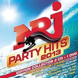 NRJ PARTY HITS 2013 2CDA+DVD
