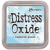 Ranger Tim Holtz Distress Oxide Pad Tumbled Glass, Regular