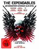 The Expendables (Limited Special Edition, Steelbook) [Blu-ray]