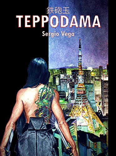 TEPPODAMA por Sergio Vega