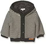 Noppies Baby-Jungen Strickjacke B Cardigan Knit Iowa, Charcoal Melange, 56