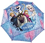 Perletti 50631 & nbsp; Girl's Frozen Automatic Lange Regenschirm, 70 & nbsp; cm, Multi-Color