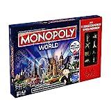 Monopoly: Here & Now - World + 4 zusätzlichen Spielfiguren
