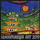 Hundertwasser Broschürenkalender Art 2019: Der Besondere