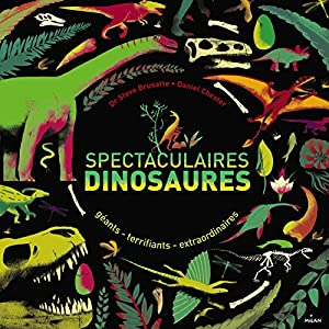 "Afficher ""Spectaculaires dinosaures"""