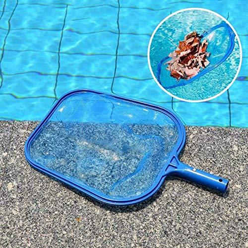 G-wukeer Leaf Skimmer Net - Swinging Pool Skimmer über Bodenpflege Feinmaschiges Netz zur Reinigung der Oberfläche von Whirlpools und Springbrunnen -