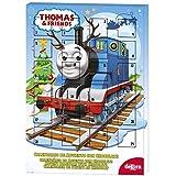Thomas, die kleine Lokomotive Adventskalender mit Vollmilchschokolade für Weihnachten