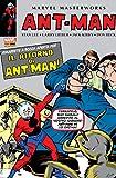 Ant-Man E Giant-Man: Marvel Masterworks Vol. 1