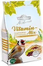 Dehner Premium Natura Wildvogelfutter, Vitamin-Mix, schalenfrei, 2.4 kg