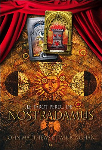 Le tarot perdu de Nostradamus - Coffret livre + jeu