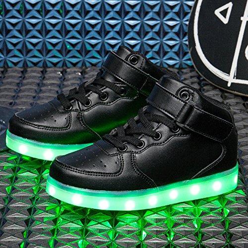 VILOCY , Sneakers Basses mixte enfant Noir