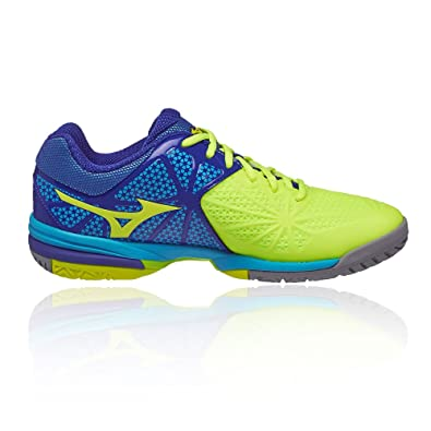new styles 3e3f6 1098b Mizuno Wave Exceed Tour 2 All Court Tennis Shoes - SS17  Amazon.co.uk  Shoes    Bags